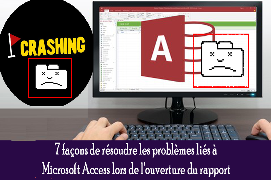 Correction de ms Access problème de crash